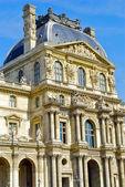 Louvremuseum — Stockfoto