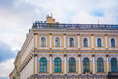 Architecture of Saint Petersburg — Stock Photo