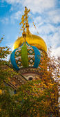 Chappel of the cathedral of the Savior on Spilled Blood — Stock Photo