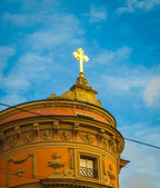 Church in Russia — Stock Photo