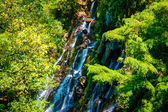Mountain water fall in Mexico — Stock Photo