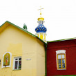 Sight of Pechory, Russia — Foto Stock #14078357