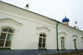 Cloches du monastère orthodoxe en russie — Photo