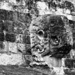 Rests of Mayan civilization in Honduras — Stock Photo