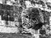 Descansa da civilização maia em honduras — Foto Stock