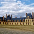 Castle Fontainebleau, France — Stock Photo