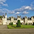 Stock Photo: Castle Fontainebleau, France, 50 miles away from Paris