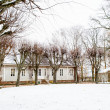 Alexandr Pushkin residence in a village Mihaylovskoe, Russia — Stock Photo