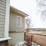 Alexandr Pushkin residence in a village Mihaylovskoe, Russia — Stock Photo