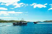 Adriatic Sea, Croatia, Croatian coast, Europe — Stock Photo