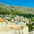 Dubrovnik's Old City, UNESCO World Heritage Site, Croatia — Stock Photo #16224869