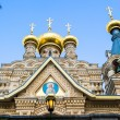 Royalty-Free Stock Photo: The Russian Orthodox Church of Maria Magdalene, Jerusalem, Israe