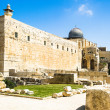 "Al-Aqsa (""the farthest"") mosque - Stock fotografie"