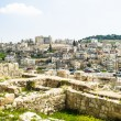 Part of the Old Town of Jerusalem — Stok fotoğraf