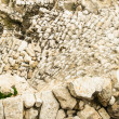 Ruins of the ancient town of Jerusalem, Israel — Stock Photo