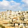 Landscape of Jerusalem, Israel — Stock Photo #16227285