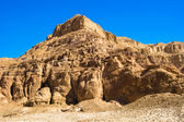 Rocks of the Timna Valley — Stock Photo