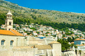 Dubrovnik's Old City, a UNESCO World Heritage Site, Croatia — Stock Photo
