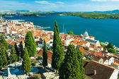 Old City of Dubrovnik, Croatia. UNESCO World Heritage. Endangere — Stock Photo