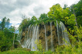 Chute d'eau en Croatie — Photo