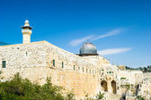 Tower of David is Jerusalem's citadel — 图库照片