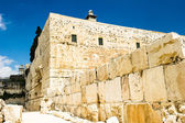 Excavations on the south side of the temple mount — Foto Stock