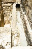 Teil der alten stadt von jerusalem — Stockfoto