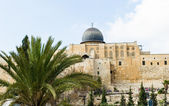 "Al-Aqsa (""the farthest"") mosque — Stock Photo"