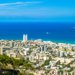 City of Haifa from above, Israel — Stock Photo