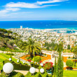 Bahai Gardens in Haifa, Israel — Stock Photo #16924381