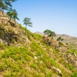 Landscape of the Mount Kumgang - Stockfoto