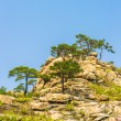 Stock Photo: Landscape of the Mount Kumgang