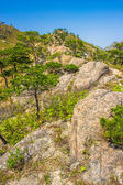 Spectacular view of the Mount Kumgang in Kangwon-do, North Korea — Stock Photo