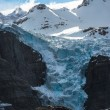 Landscape of South Georgia — Stock Photo