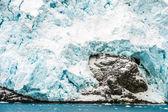 Drygalski fiordo, una baia — Foto Stock
