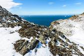 サウス ジョージア島の風景 — ストック写真