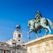Architecture of Madrid, the capital of Spain — Stock Photo #30571463