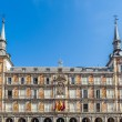 Architecture of Madrid, the capital of Spain — Stock Photo #30571517