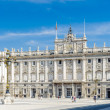 Architecture of Madrid, the capital of Spain — Stock Photo #30571539