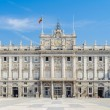 Architecture of Madrid, the capital of Spain — Stock Photo #30571561