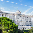 Architecture of Madrid, the capital of Spain — Stock Photo #30571601