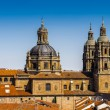 Stock Photo: Architecture of Old City of Salamanca. UNESCO World Heritage. Spain