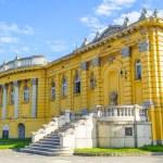 Szeceny thermal bath, Budapest — Stock Photo #30578585