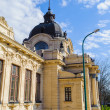 Szeceny thermal bath, Budapest — Stockfoto