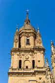 Architecture of the Old City of Salamanca. UNESCO World Heritage. Spain — Stock Photo