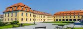архитектура города братислава, столица словакии, которая лежит на b — Стоковое фото