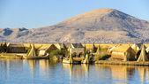 Lake Titikaka, Peru — Stock Photo