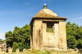 Ruins of Aksum (Axum), Ethiopia — Stok fotoğraf