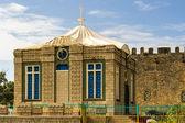 Ruinen von aksum (aksum), äthiopien — Stockfoto