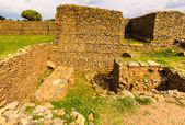 Ruins of Aksum (Axum), Ethiopia — Stock Photo